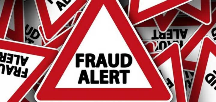 signs alerting of workplace fraud